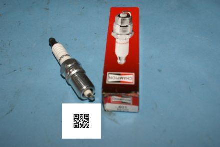 1992-1996 P Code 1997-2004 and 2008-2013 W Code Champion Spark Plug, RS12YC, 401, New In Box